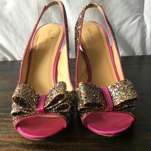 Kate Spade Fuchsia Charm Formal Shoes